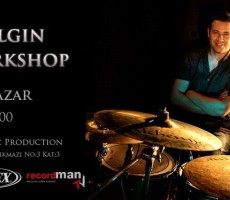Drum Workshop (Umut Çılgın)